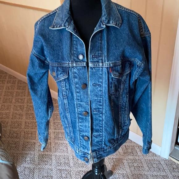 Original blue Jean jacket